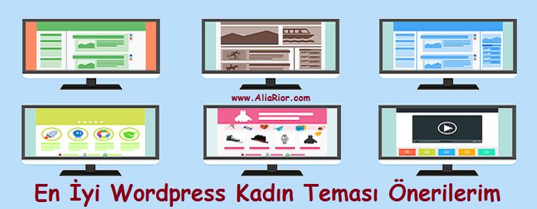 Wordpress Kadın Teması