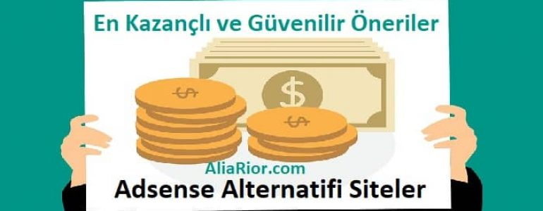 Adsense Alternatifi Siteler