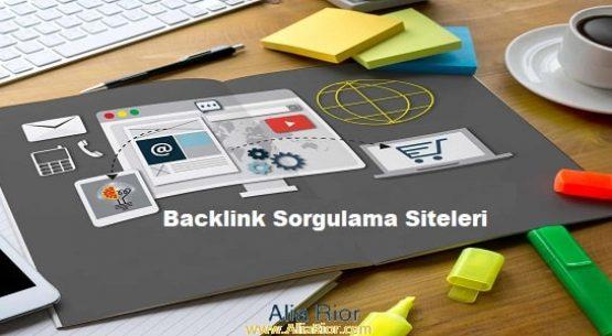 Backlink Sorgulama Siteleri